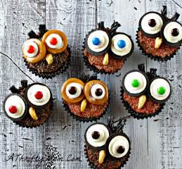 Home Decor Party Plan Companies hootie owl cupcakes