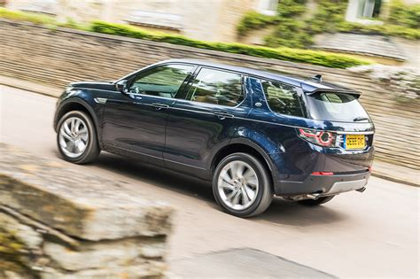 blue land rover discovery 2017 land rover discovery sport 2017 long term test review by
