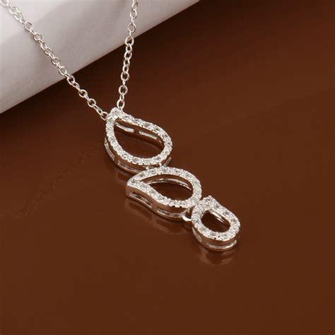 best sale brands necklace for bridegroom silver