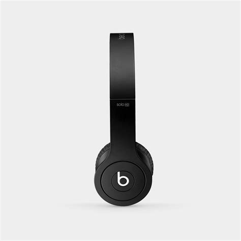 beats hd matte beats by dr dre hd headband headphones matte black