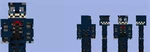 Nightmare bonnie fnaf 4 skin minecraft 1 9 1 8 9 1 7 10 mods