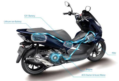 Pcx 2018 Jelek by Vlog Test Ride Honda Pcx Hybrid Nyicip 3 Mode 3