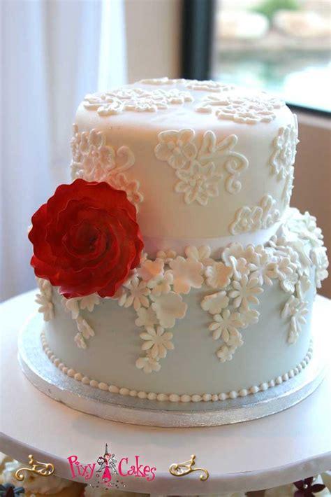100 2 layer wedding cake simple 2 tier wedding cake