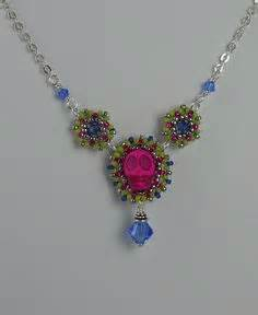 Ac 8439 Silver Blue by 1000 Images About Sugar Skull Jewelry On Day