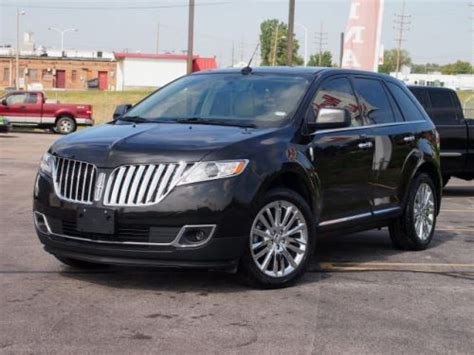 manual cars for sale 2011 lincoln mkx user handbook find used 2011 lincoln mkx in 9315 natural bridge st louis missouri united states for us