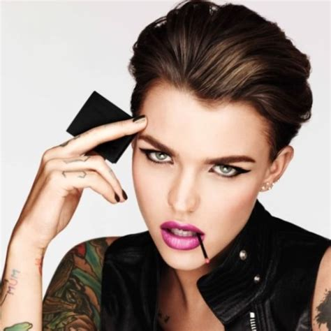 Ruby Rose weight, height and age. We know it all!