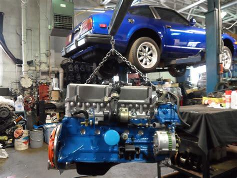 1979 datsun 280zx l28 stroker engine install r200 diff
