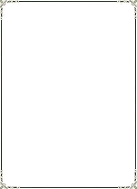 fancy page borders for microsoft word studio design