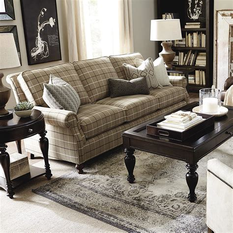 Bassett Furniture by Classic Comfy Sofa