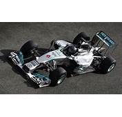 Mercedes AMG Petronas Concludes Day Three Of Testing At