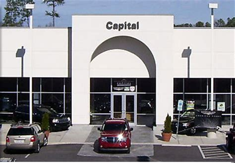 Capital Jeep Garner Capital Chrysler Jeep Dodge Car Dealers Yelp