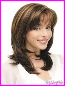 no bangs hairstyles medium length haircuts no bangs layers hairstyles