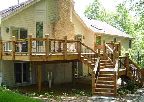 Home Decor: Small Outdoor Deck Ideas Relax In Backyard