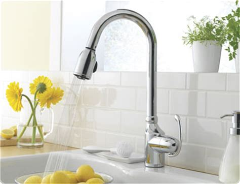 lifestyle of danze kitchen faucets and bath fixtures