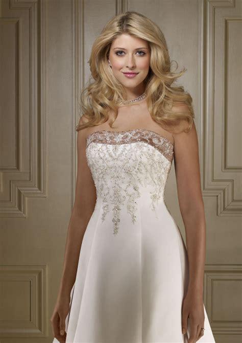 Brautkleider Schulterfrei by Wedding Structuresimple Strapless Wedding Dress Wedding