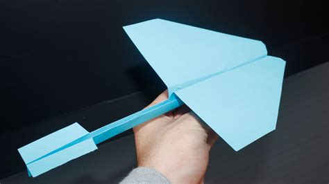 How To Make The Farthest Paper Airplane - farthest flying paper airplane design the home design