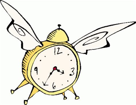 What Time Is It Clipart