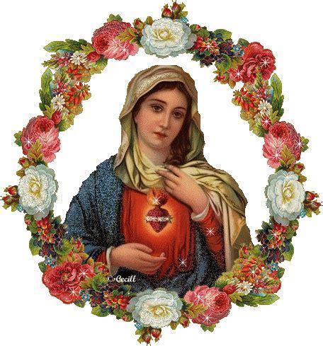 imagenes de la virgen maria las mas bonitas imagenes religiosas inmaculado coraz 243 n de mar 237 a