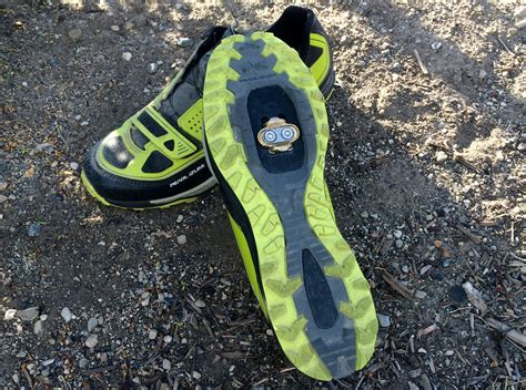 trail bike shoes pearl izumi x alp launch ii mtb shoes review