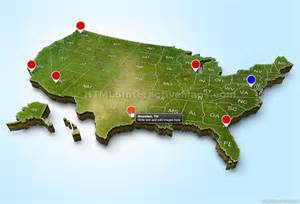How To Make 3d Interactive Map 3d Maps 3d Custom Interactive Map