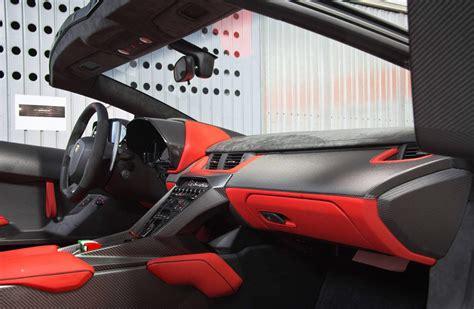 Interior Lamborghini Veneno Lamborghini Veneno Roadster Only 7 4 Million Ruf Lyf