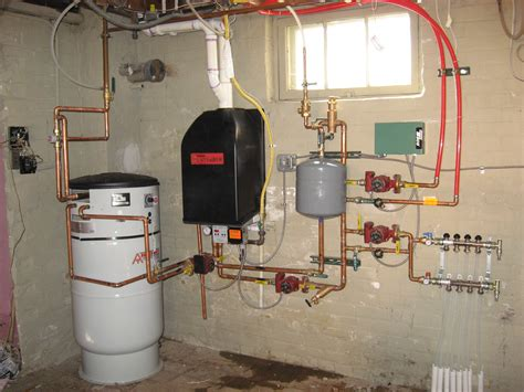Heat For Plumbing by Hydronic Heating Service Heritage Plumbing And