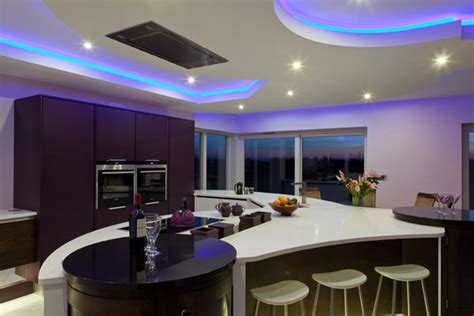 contemporary kitchen ideas 2014 lumin 225 ria led instalada ideias lindas iluminagesso