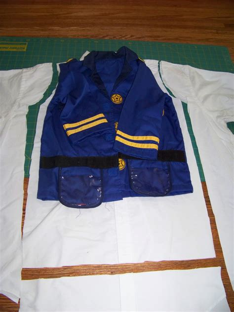 pattern for childrens lab coat tutorial how to make a child s lab coat parenting with