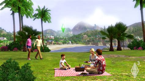 the sims 3 world the sims 3