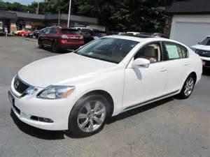 Lexus Gs Used Lexus Gs 350 2010 White Marsh Mitula Cars