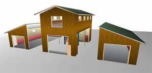 Steel Buildings With Living Quarters Floor Plans monitor style pole barn plans joy studio design gallery
