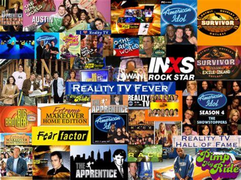 Thursday Three Reality Tv by Test It Te Lo Pone A Huevo Reality Tv Eoi Islas