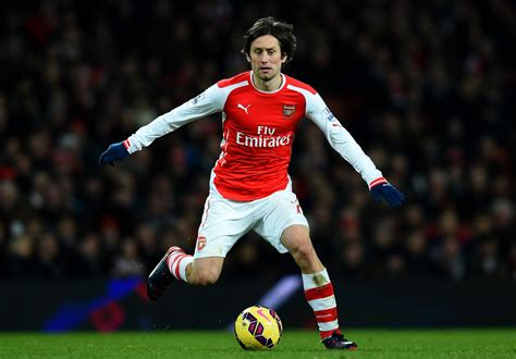 arsenal injury list arsenal injury list grows as midfielder tomas rosicky