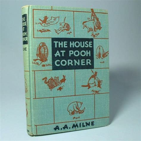 Novel Grafis The House At Pooh Corner A A Milne 153 best images about aa milne on piglets library quotes and poem