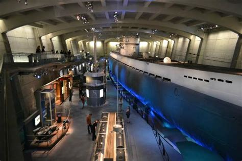 u boat science industry museum u505 german submarine picture of museum of science and