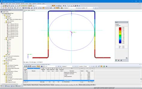 program section shape thin properties of thin walled cross sections