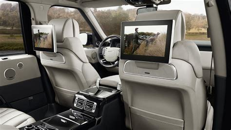 land rover interior range rover luxury suv gallery interior land rover india