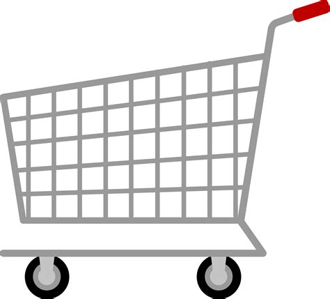 shopping cart template silver shopping cart free clip