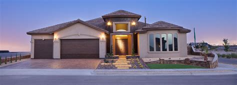 houses for rent in el paso tx east side tropicana homes el paso homes el paso home builder