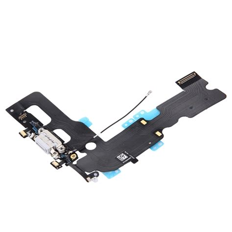 replacement for iphone 7 plus charging port flex cable grey alexnld