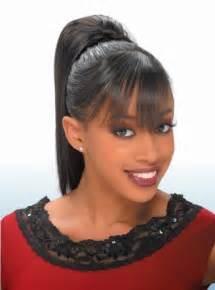 bcn hairstyles ponytail hairstyles black hair