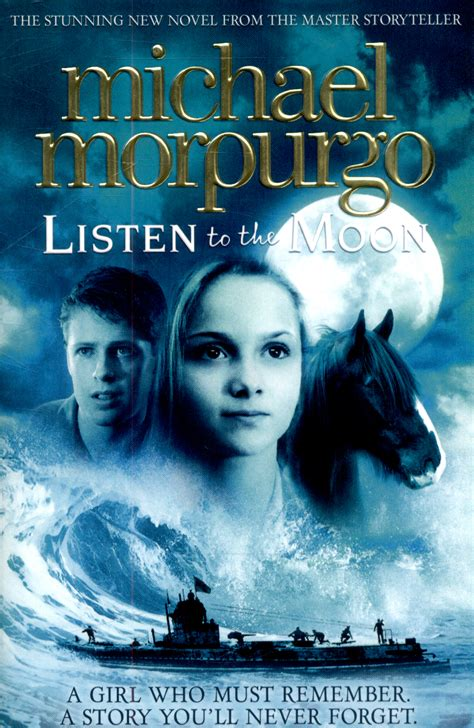 listen to the moon by morpurgo michael 9780007339655 - 0007339658 Listen To The Moon