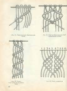 Macrame Knots Pdf - 17 best images about nak莖蝓 on