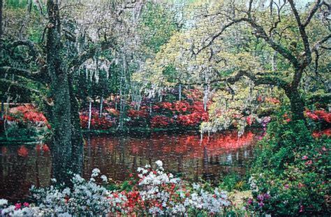 puzzle middleton place garden zen