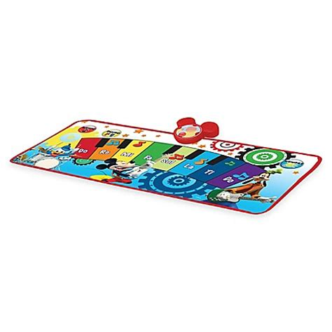 disney 174 mickey mouse electronic mat buybuy baby - Disney Mickey Mouse Electronic Mat