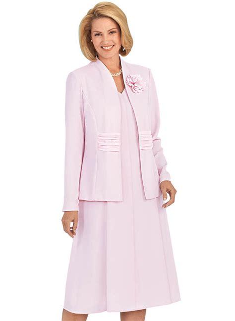 Feminine Dress With Jacket Set 2in1 Dress Jacket feminine jacket dress boutique catalog