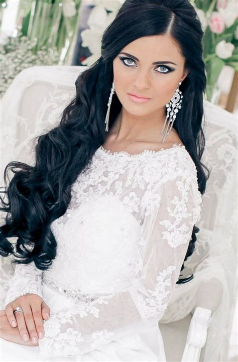 Wedding Hairstyles With The Veil by Wedding Hairstyle For Hair With Veil Hairstyles By