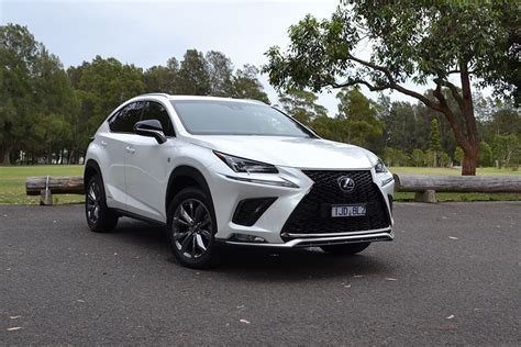 lexus is f sport 2018 lexus nx300h f sport 2018 review carsguide