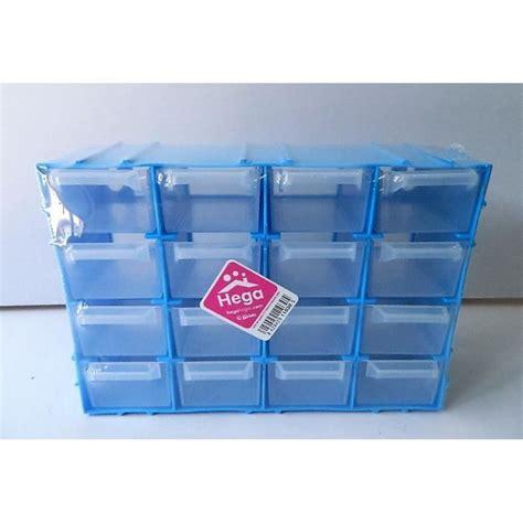 Casier De Rangement Plastique 486 by Petit Casier Rangement Plastique Bleu Boite 21 5x15cm 16
