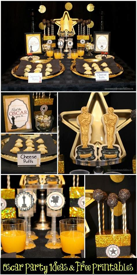 oscar themed decoration ideas best 25 oscar themed ideas on oscar